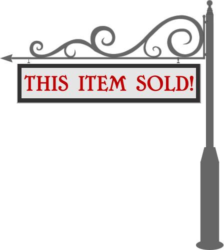 This item sold